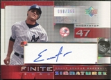 2003 Upper Deck Finite Signatures #EA Erick Almonte Autograph /355