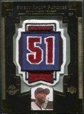 2003 Upper Deck Sweet Spot Patches #BW1 Bernie Williams