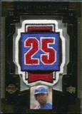 2003 Upper Deck Sweet Spot Patches #CD1 Carlos Delgado
