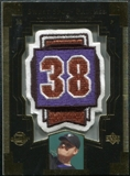 2003 Upper Deck Sweet Spot Patches #CS1 Curt Schilling