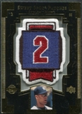 2003 Upper Deck Sweet Spot Patches #DJ1 Derek Jeter