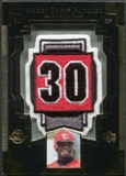 2003 Upper Deck Sweet Spot Patches #KG1 Ken Griffey Jr.