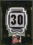 2003 Upper Deck Sweet Spot Patches #MO1 Magglio Ordonez