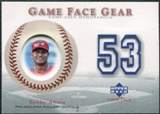 2003 Upper Deck Game Face Gear #BA Bobby Abreu