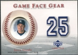 2003 Upper Deck Game Face Gear #JG Jason Giambi