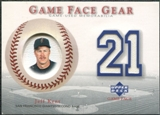2003 Upper Deck Game Face Gear #JK Jeff Kent