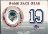 2003 Upper Deck Game Face Gear #ML Mike Lowell