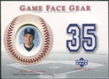 2003 Upper Deck Game Face Gear #MM Mike Mussina