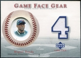 2003 Upper Deck Game Face Gear #MT Miguel Tejada