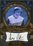 2004 Upper Deck Etchings Etched in Time Autograph Black #AC Alex Cintron /375