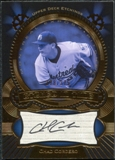 2004 Upper Deck Etchings Etched in Time Autograph Black #CC Chad Cordero /375