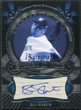 2004 Upper Deck Etchings Etched in Time Autograph Blue #BS Ben Sheets /250