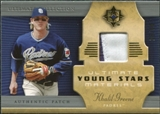 2005 Upper Deck Ultimate Collection Young Stars Materials Patch #KG Khalil Greene /30