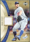 2005 Upper Deck Artifacts MLB Apparel #PE Brad Penny Jersey /325