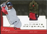 2005 Upper Deck Ultimate Collection Materials Patch #ER Edgar Renteria /25