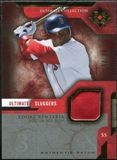 2005 Upper Deck Ultimate Collection Sluggers Patch #ER Edgar Renteria /25