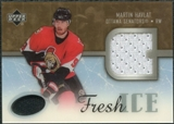 2005/06 Upper Deck Ice Fresh Ice Glass #FIHV Martin Havlat