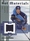2005/06 Fleer Hot Prospects Hot Materials #HMJS Jim Slater