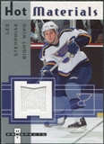2005/06 Fleer Hot Prospects Hot Materials #HMLS Lee Stempniak