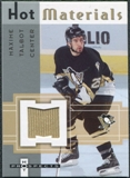 2005/06 Fleer Hot Prospects Hot Materials #HMMT Maxime Talbot