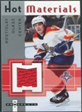 2005/06 Fleer Hot Prospects Hot Materials #HMRO Rostislav Olesz