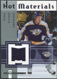 2005/06 Fleer Hot Prospects Hot Materials #HMRS Ryan Suter
