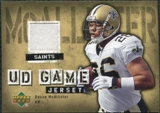 2006 Upper Deck Game Jerseys #GJDM Deuce McAllister