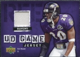 2006 Upper Deck Game Jerseys #GJER Ed Reed