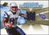 2006 Upper Deck SPx Winning Materials #WMVDG David Givens