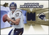 2006 Upper Deck SPx Winning Materials #WMVPR Philip Rivers