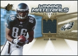 2006 Upper Deck SPx Winning Materials #WMVRB Reggie Brown