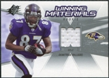 2006 Upper Deck SPx Rookie Winning Materials #WMRWI Demetrius Williams