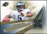 2006 Upper Deck SPx Swatch Supremacy #SWMC Donovan McNabb