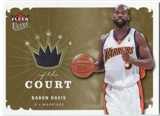 2006/07 Fleer Ultra Kings of the Court #KKBD Baron Davis