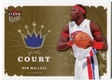 2006/07 Fleer Ultra Kings of the Court #KKBW Ben Wallace