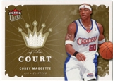 2006/07 Fleer Ultra Kings of the Court #KKCM Corey Maggette