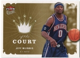 2006/07 Fleer Ultra Kings of the Court #KKJM Jeff McInnis
