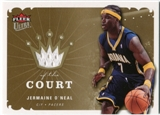 2006/07 Fleer Ultra Kings of the Court #KKJO Jermaine O'Neal