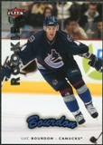 2006/07 Upper Deck Ultra #242 Luc Bourdon