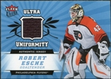 2006/07 Fleer Ultra Uniformity #URE Robert Esche