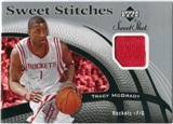 2006/07 Upper Deck Sweet Shot Stitches #TM Tracy McGrady