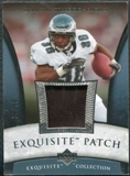 2006 Upper Deck Exquisite Collection Patch Silver #EPBW Brian Westbrook /50