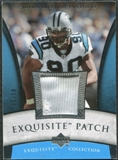 2006 Upper Deck Exquisite Collection Patch Silver #EPJP Julius Peppers /50