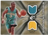2006/07 Upper Deck SPx Winning Materials #WMCP Chris Paul