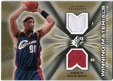 2006/07 Upper Deck SPx Winning Materials #WMDG Drew Gooden