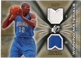 2006/07 Upper Deck SPx Winning Materials #WMDH Dwight Howard