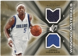 2006/07 Upper Deck SPx Winning Materials #WMJH Josh Howard