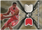 2006/07 Upper Deck SPx Winning Materials #WMLH Luther Head