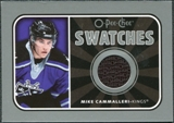 2006/07 Upper Deck O-Pee-Chee Swatches #SMC Mike Cammalleri