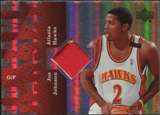 2006/07 Upper Deck UD Reserve Game Patches #JJ Joe Johnson